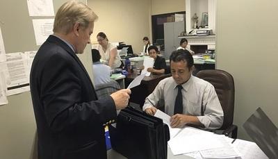 Tema DDJJ: Dany Durand solicitó a la Contraloría derecho a ejercer su descargo