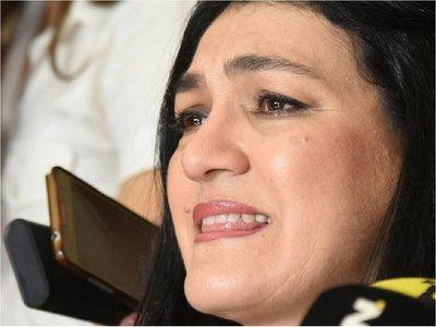 Nancy Ovelar demanda a Eduardo Petta por daño moral
