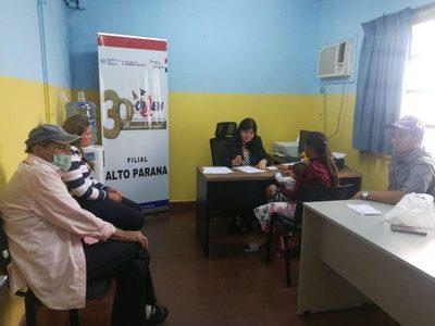 DIBEN filial Alto Paraná sigue ayudando a personas de escasos recursos