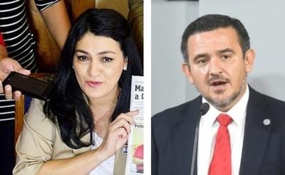 "Ex viceministra Ovelar demanda a Petta: ""Nuestra dignidad fue profanada"""