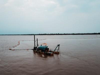 Bajante del río: definen acciones urgentes para mejorar navegabilidad