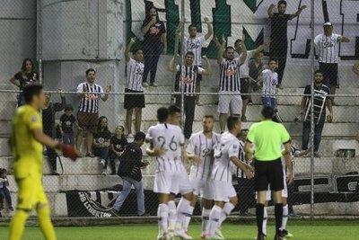 Libertad goleó a Sol y es finalista de la Copa Paraguay