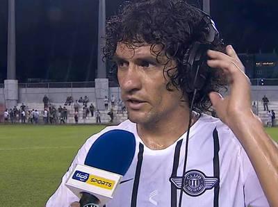 El buen momento de Blas Cáceres guía a Libertad a la final