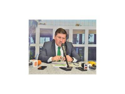 Llano culpa a Alegre de dejar en bancarrota al PLRA