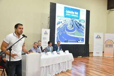 Este domingo arranca plan de desvío vehicular para iniciar obras del Multiviaducto de CDE