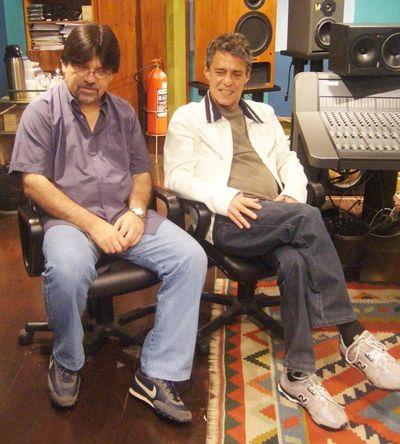 Flecha presenta hoy el disco dedicado a  Chico Buarque