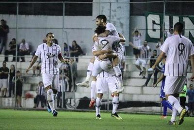Libertad finalista de la Copa Paraguay