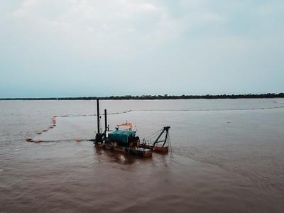Unen esfuerzos para garantizar la navegabilidad fluvial
