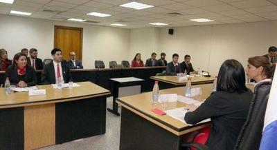 Prosiguió competencia interuniversitaria Moot Court