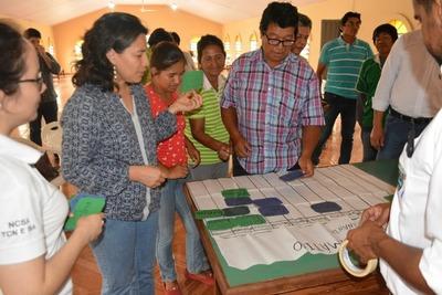 Líderes indígenas trabajan acciones paraenfrentar cambio climático en el Chaco