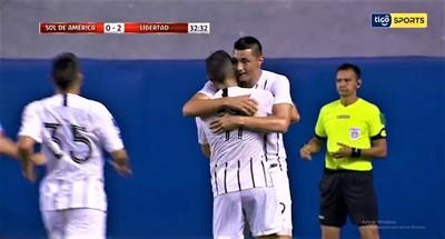 Libertad es finalista de la Copa Paraguay y espera a su rival