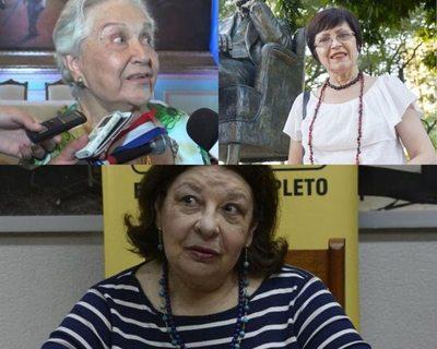 Plumas femeninas dicen presente en el Premio Nacional de Literatura