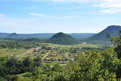 "Denuncian tala de árboles en Reserva natural ""Cerro Hú"""
