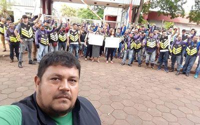 Piden justicia para trabajador fallecido en accidente en avenida Perú