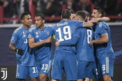 Bayern y Juventus, clasificados a 'octavos' de la Champions