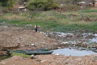 Diputados urgen a municipios limpiar las franjas ribereñas del río Paraguay