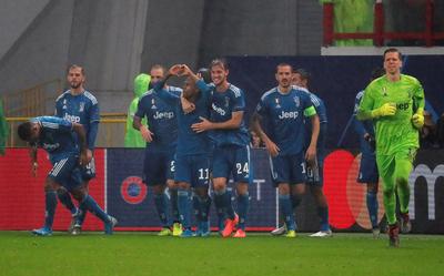 Juventus consigue una agónica victoria en Moscú