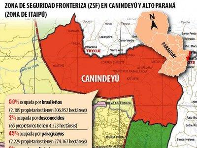 Tratan ley que pone un límite a tierras en manos  extranjeras
