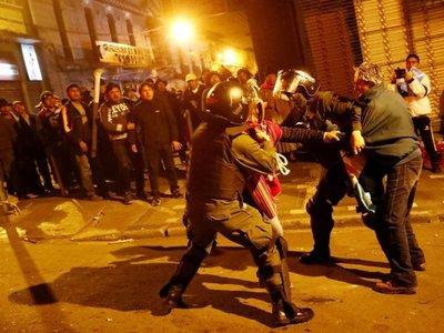 Bolivia sin   diálogo avanza hacia una polarización violenta, dicen analistas
