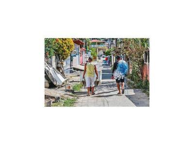 13,5 millones de brasileños están en la extrema pobreza