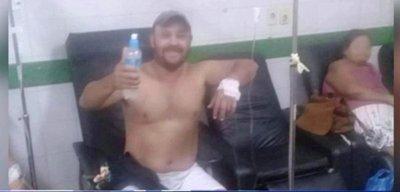 Hombre muere tras ser picado por avispas