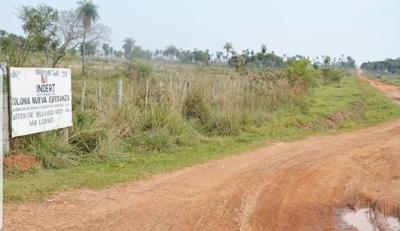Indert inicia conversaciones para proyecto de ley de venta de tierras de Antebi Cué