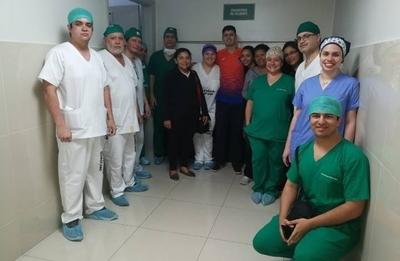 HOY / IPS realizó la primera cirugía intrauterina para corrección de defecto congénito