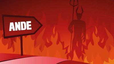 ¿Dónde se origina nuestro infierno de ANDE?