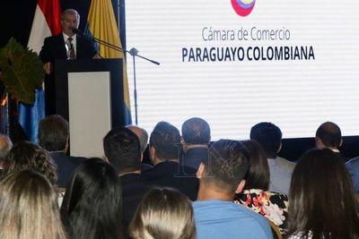 Paraguay busca potenciar lazos comerciales con Colombia