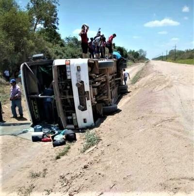 Campo Aceval: Nasa cubrió gastos médicos de afectados por accidente