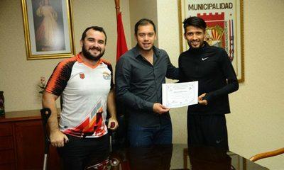 Comuna esteña respaldará a maratonista olímpico