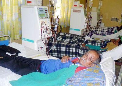 Falleció luchador por derechos de enfermos renales dializados