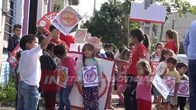 MINNA ANUNCIA INVERSIONES EN CENTROS DE ASISTENCIA A NIÑOS EN ITAPÚA