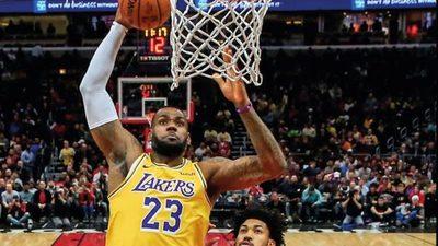 Hay un nuevo King en Los Lakers