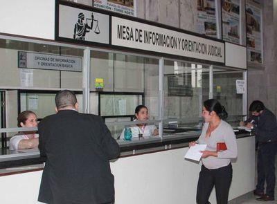 Oficina de Información recibió más de 206.000 consultas