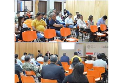 Dirección Ambiental participa de reunión interinstitucional