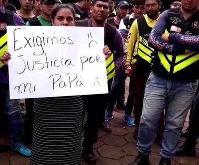 Mototaxistas amenazan con sitiar el Ministerio Público ante inacción fiscal