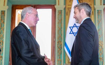 Mario Abdo no piensa mudar embajada a Jerusalén
