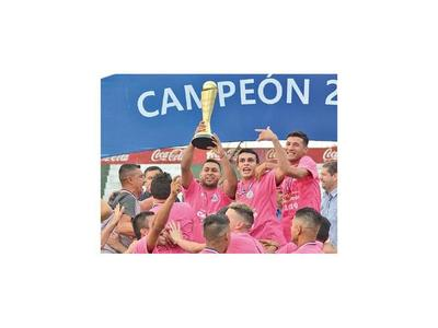 12 de Santo Domingo es campeón en la C