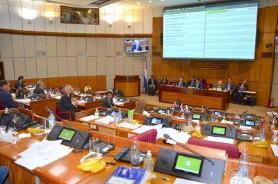 Autoridades del TSJE y la DNCP fueron convocadas por el Congreso