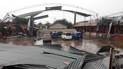 Protocolo de seguridad evitó una tragedia mayor, explica director de colegio destrozado por temporal
