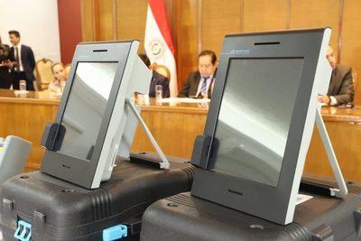Listas desbloqueadas: asesor del TSJE defiende las máquinas de votación