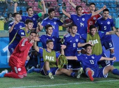 Paraguay e Italia completan cuadro de cuartofinalistas del Mundial
