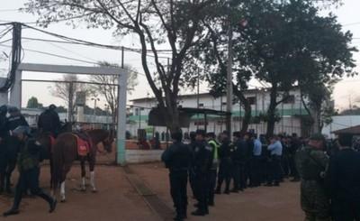 Hombre queda herido de una puñalada tras riña en la Cárcel Regional