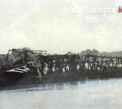 Reflota buque de la Gran Guerra y pretenden recuperarlo