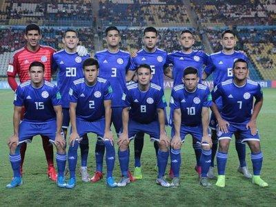 El antecedente de Paraguay en cuartos de final del Mundial Sub 17