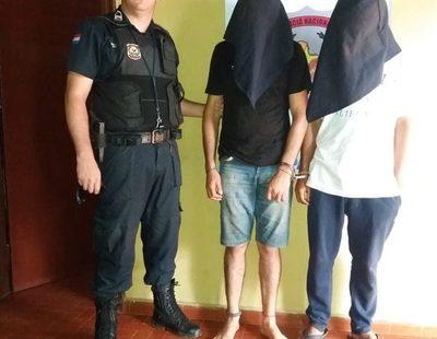 Malabaristas detenidos por intento de homicidio