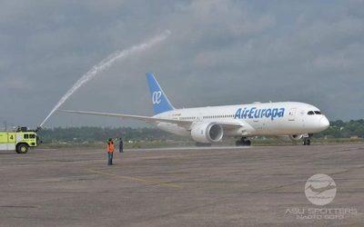 Air Europa presentó nueva tecnología que hará ruta