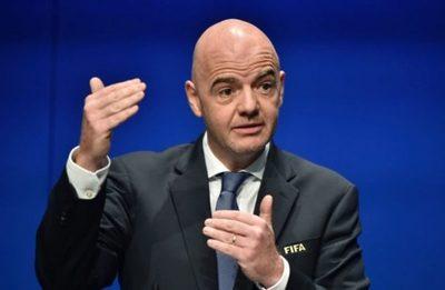 El presidente de la FIFA estará en la final de la Copa Sudamericana