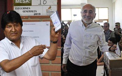 """Auditoría oficial calificó como """"viciadas de nulidad"""" a las elecciones en Bolivia"""